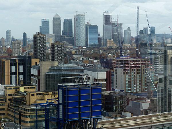 London's Newest Roof Garden @ 120 Fenchurch Street ...
