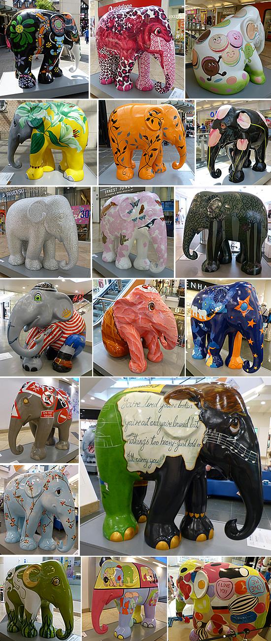 uk national elephant parade 2013 2014 jenikya 39 s blog. Black Bedroom Furniture Sets. Home Design Ideas