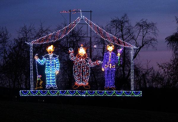 oglebay 08jpg - Oglebay Park Christmas Lights