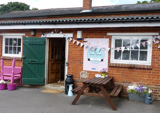 The Parlour Tea Rooms Basingstoke