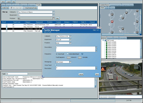 CCTV Cameras Java Application
